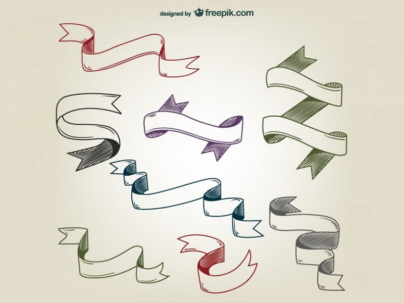 Ribbons Graphics