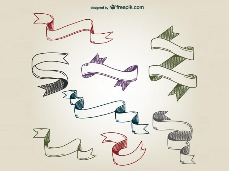Ribbons Graphics