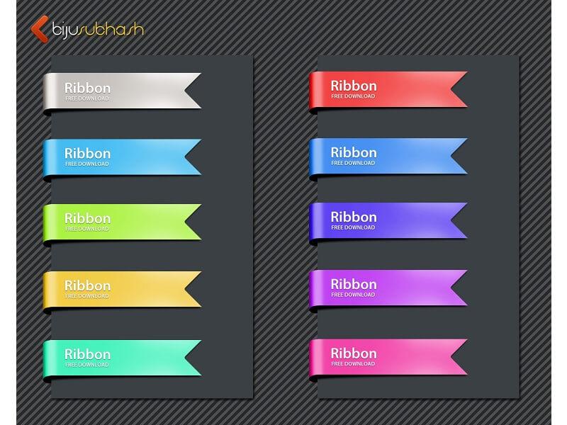 Ribbons Version 2