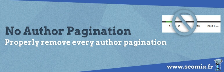 SX No author Pagination