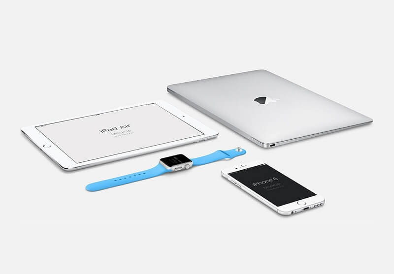 Silver Apple Devices