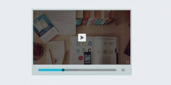 Free Video Player Templates