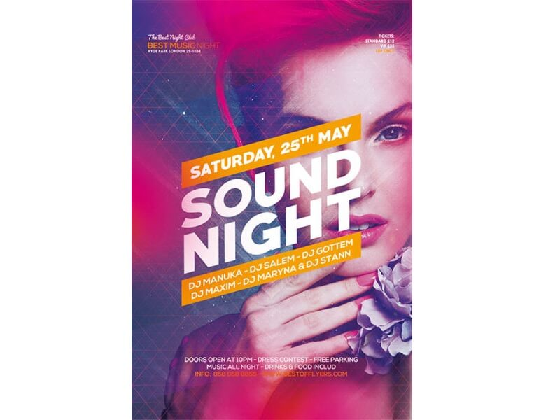 Sound Night Party