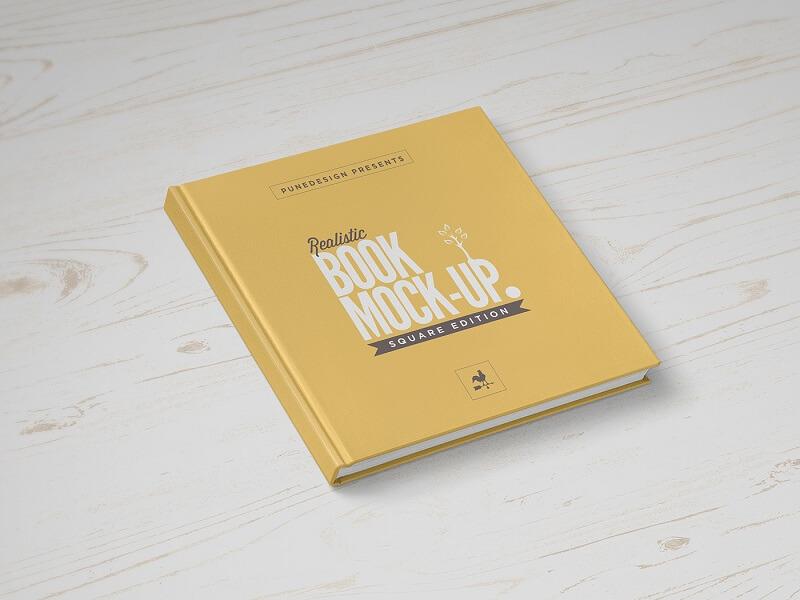 Square Book