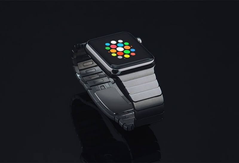 Stainless Steel Apple Watch
