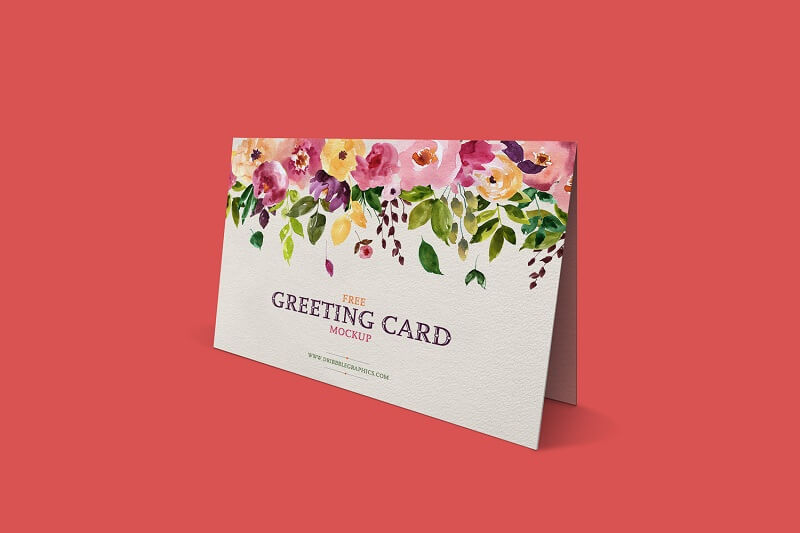 Standing Greeting Card