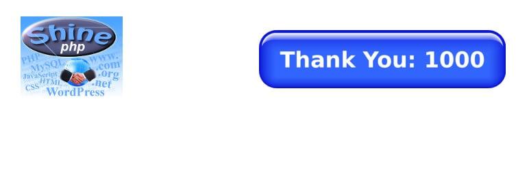 Thank You Counter Button
