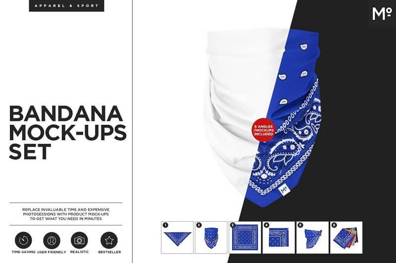 The Bandana Mockup