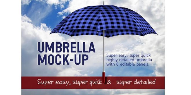 Umbrella Mockups