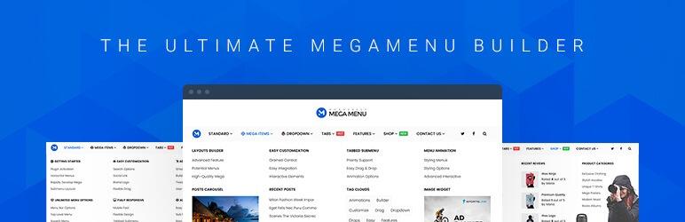 WP Mega Menu