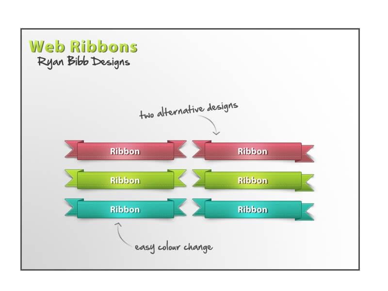 Web Ribbons