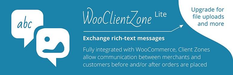 WooClientZone Lite