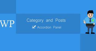 Free Accordion WordPress Plugins