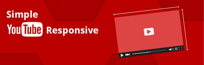 Simple YouTube Responsive