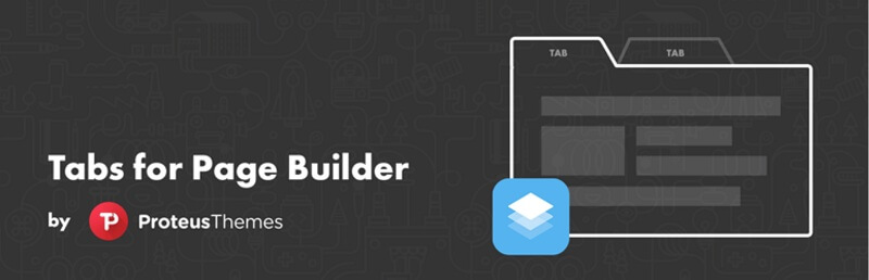 Tabs Widget for Page Builder