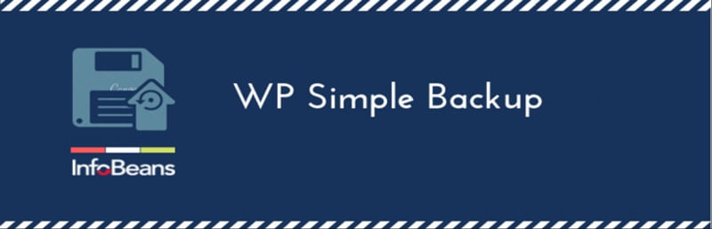 WP Simple Backup