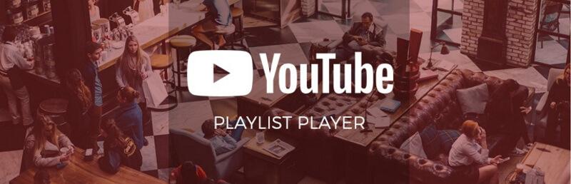 YouTube Playlist Player