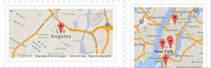 Mage Google Maps