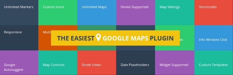 WP Google Map