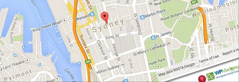 WPME Google Maps