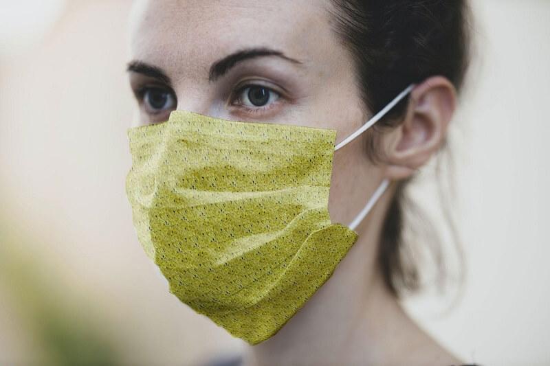 Medical Mask Mockup