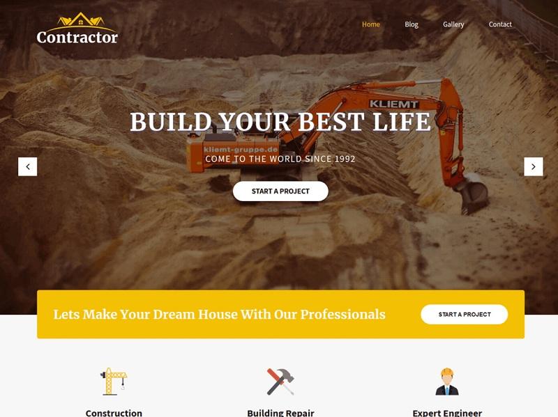 SKT Contractor