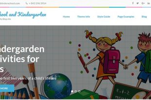 Free School WordPress Themes