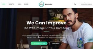 Marketing Agency Website Templates