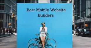 Best Mobile Website Builders