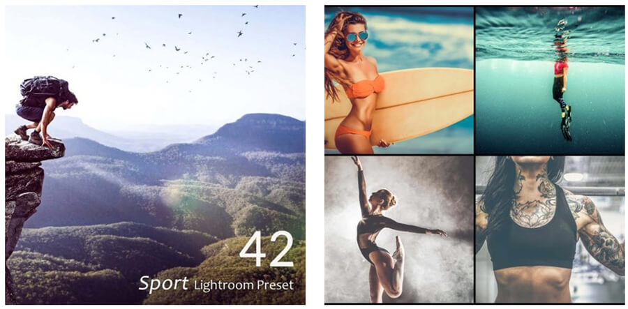 Sport Lightroom Presets