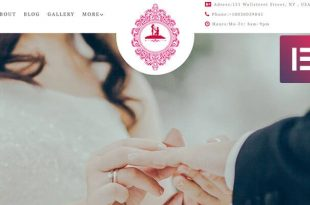 Best Wedding Templates