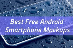 Free Android Smartphone Mockups