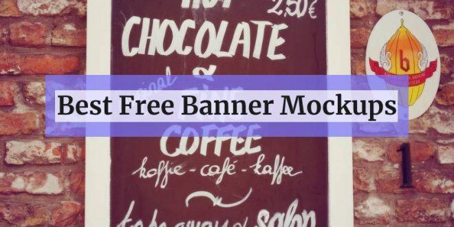 Best Free Banner Mockups