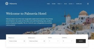 Free Hotel Booking WordPress Themes
