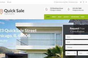 Real Estate HTML Website Templates