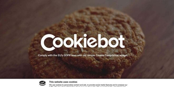 Cookiebot Review