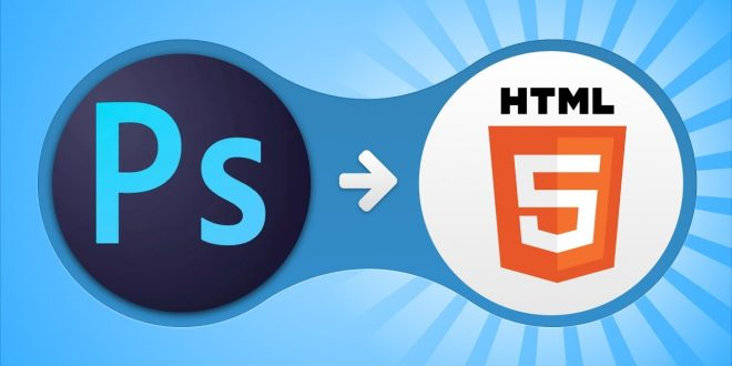 Frameworks for Converting PSD to HTML