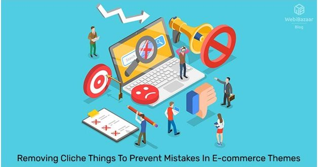 Prevent Mistakes In E-commerce Themes