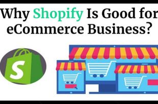 Why Shopify Is Good for eCommerce Business?