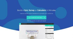 Online Lead Quiz Software