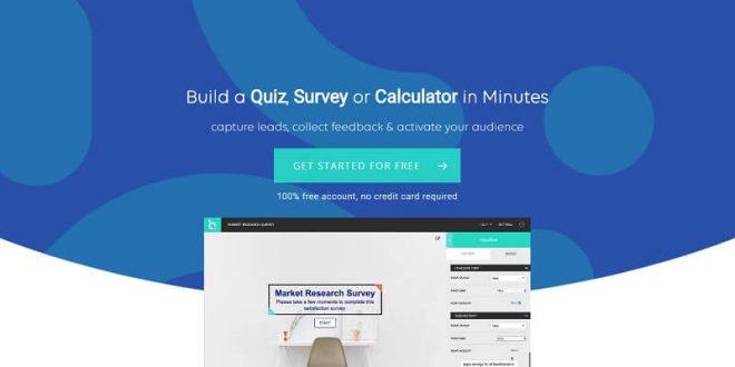 Online Lead Quiz Software