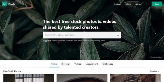 Best Free Photo Websites