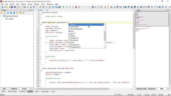 TypeScript Syntax