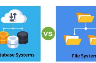 Database Systems vs File Systems