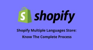 Shopify Multiple Languages Store