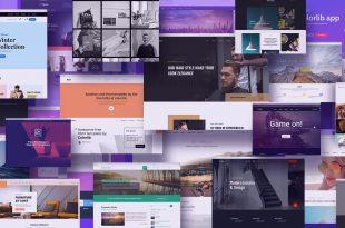 Best HTML Website Templates