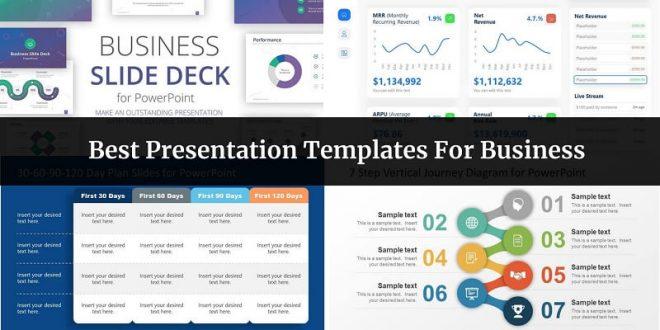 Best Presentation Templates
