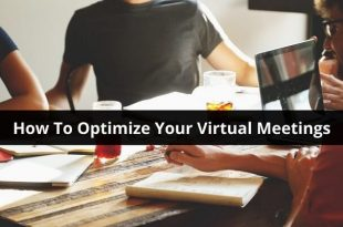 How To Optimize Your Virtual Meetings